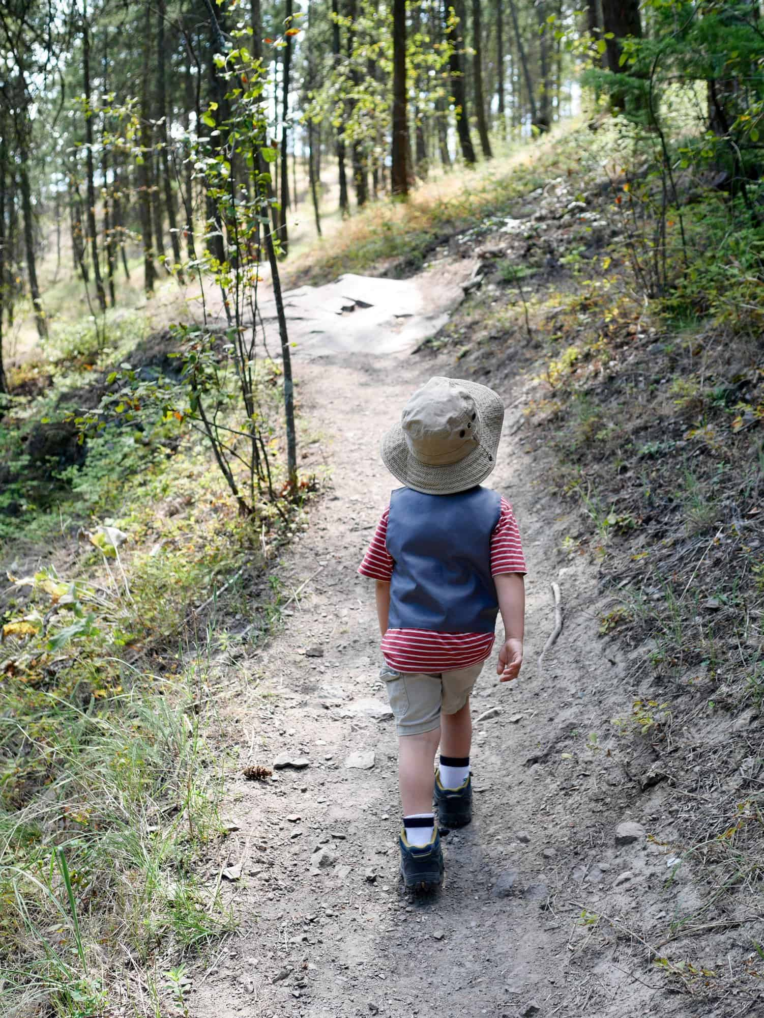 Hiking in Rose Valley Regional Park – Backwoods Mama