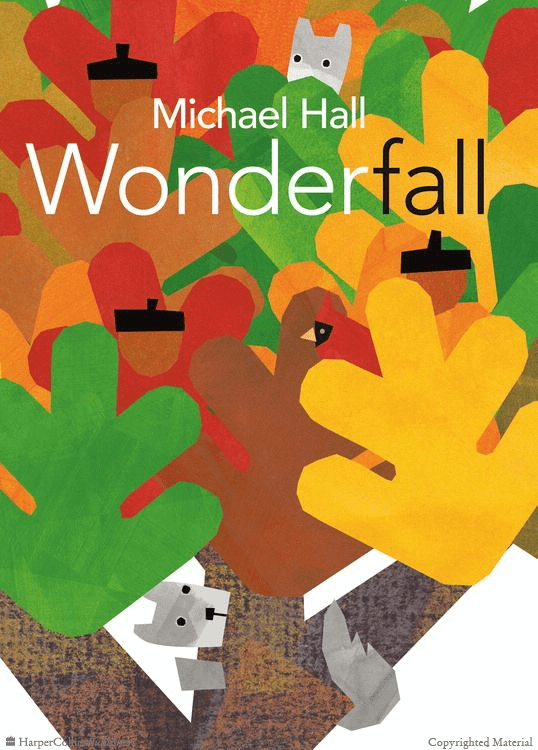 beautiful fall picture books for children