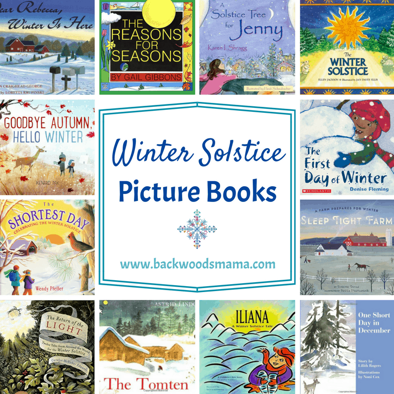 Winter Solstice Is A Wonderful Opportunity Grab A Book And Cozy Up Under  The Blankets For Some Read Aloud Time. Below Is A List Of Winter Solstice  Themed ...
