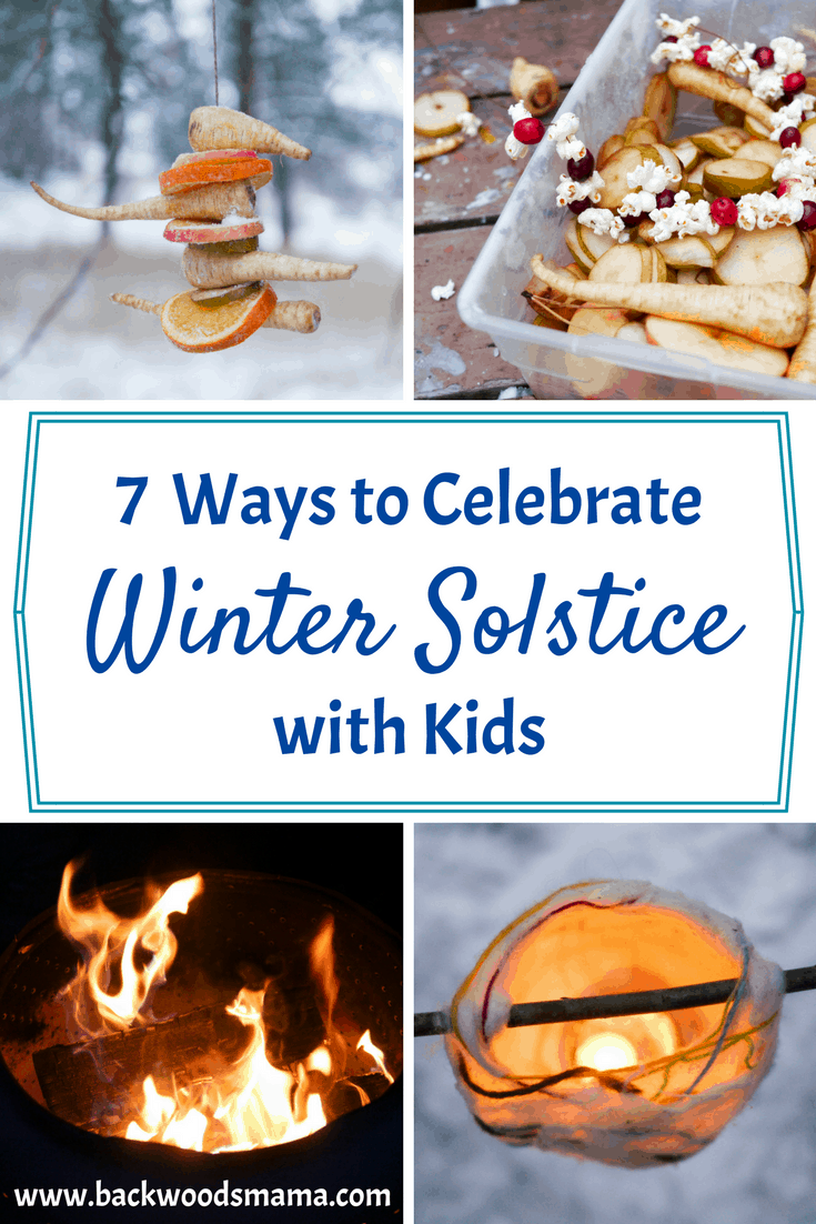 7 Wonderful Ways To Celebrate Winter Solstice With Kids