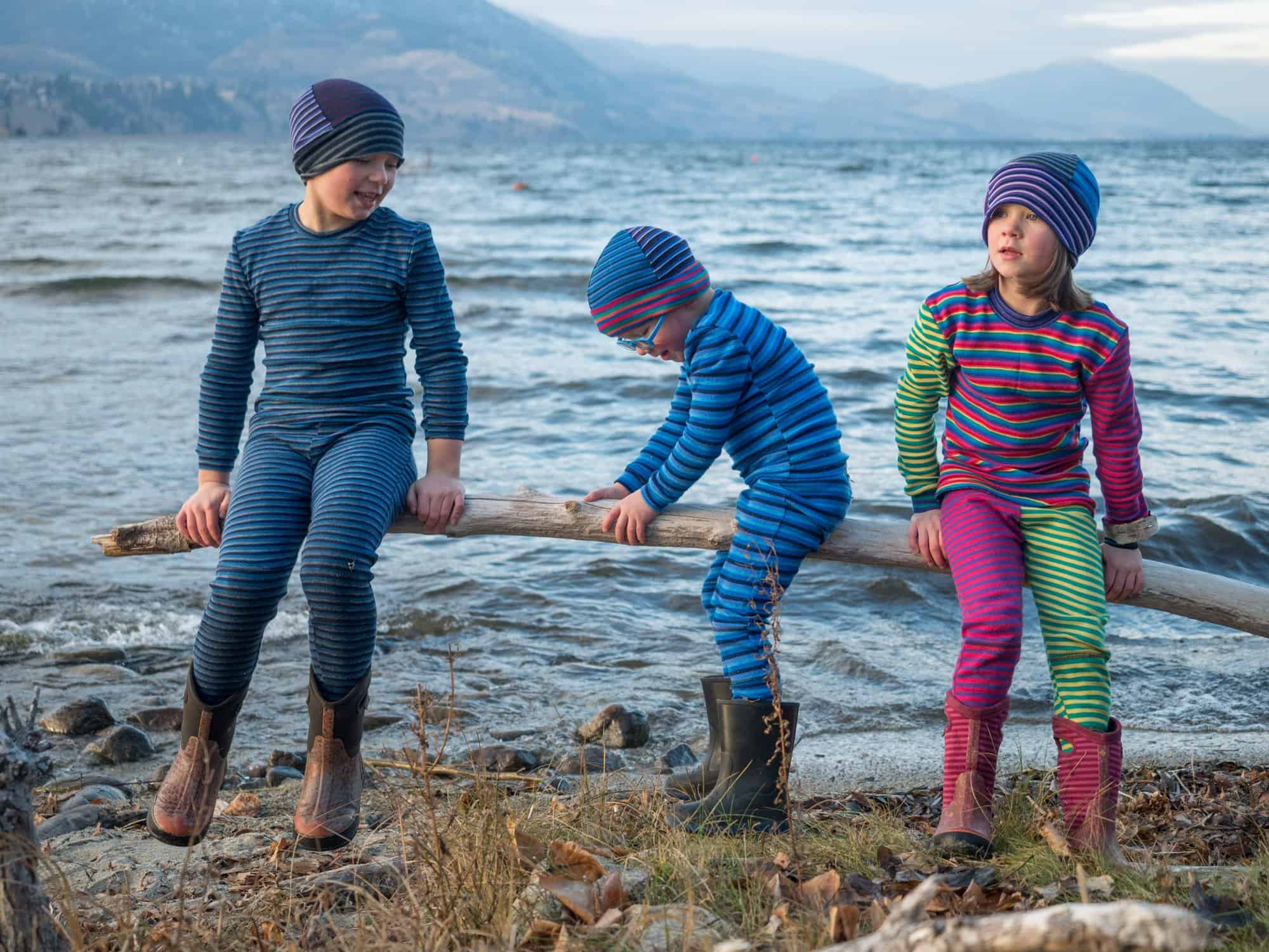 Keeping Kids Warm in the Winter with Base Layers – Backwoods Mama