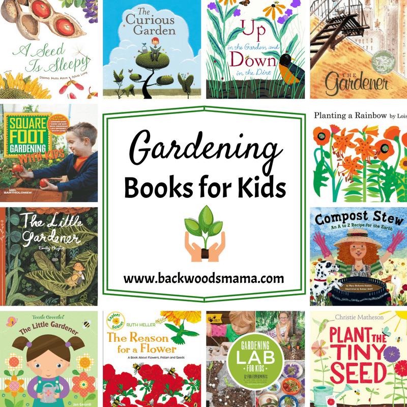 Gardening Books For Kids Garden Ftempo