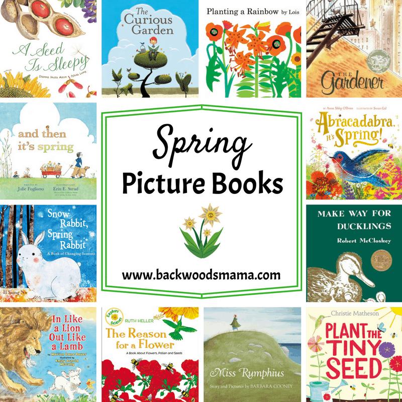 Signs of Spring Nature Walk for Kids (+ Free Printables) – Backwoods